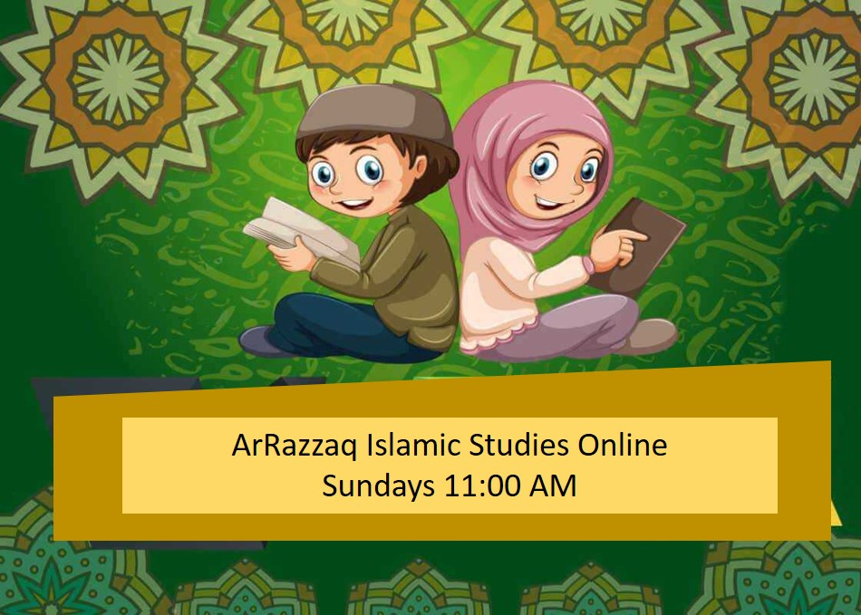 ArRazzaq Islamic School for Kids Online